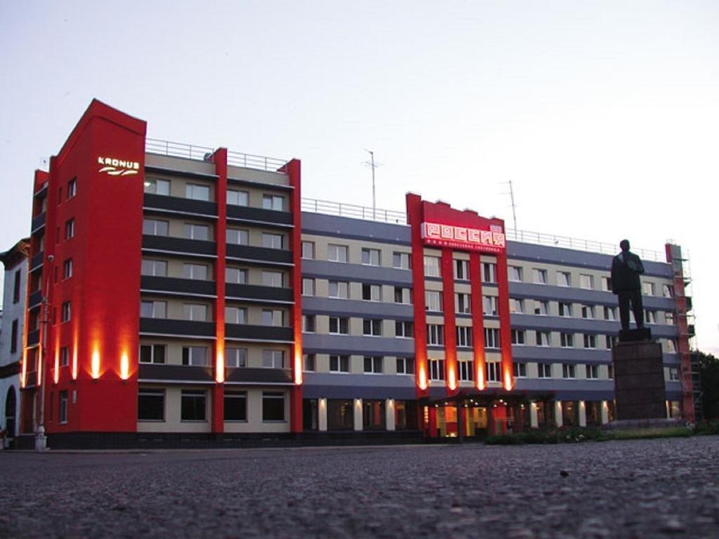Гостиница Россия в Советске