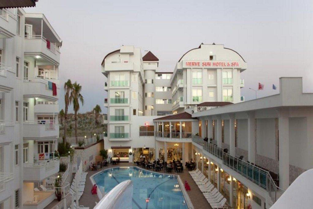 Merve Sun Hotel & Spa - All Inclusive