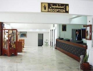 Отель Les Hammadites в Беджае