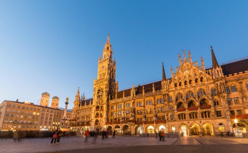 Munich adult industry