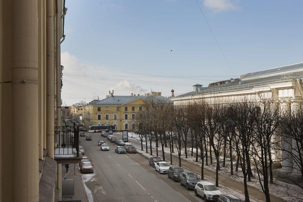 Solo Isaakievskaya ploschad Guest house
