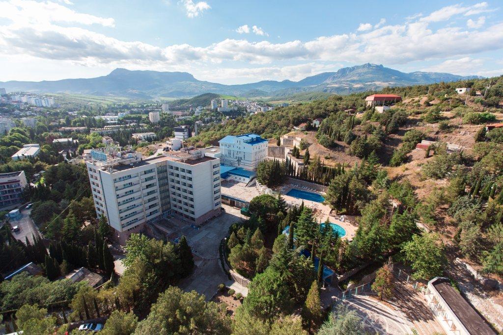 отель голубая волна алушта фото сайт гук областной