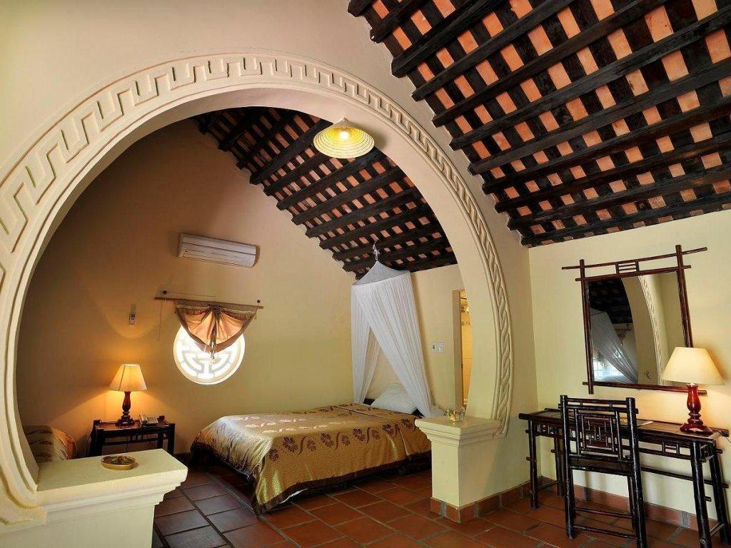 Отель Tan Da Spa Resort в Дуонг-Ламе