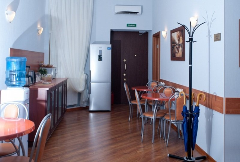 Sonata Na Fontanke Guest house