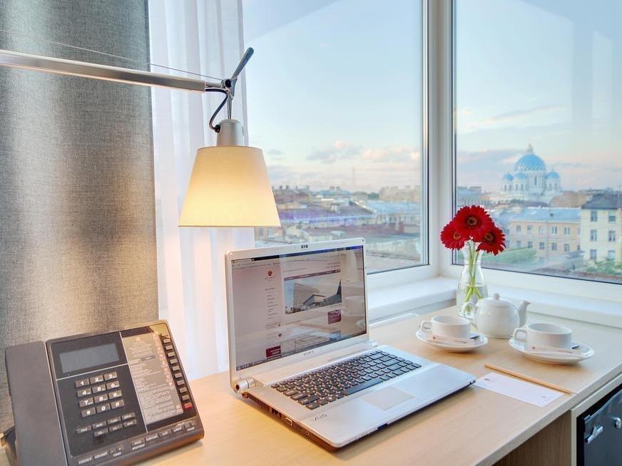 AZIMUT Hotel St. Petersburg