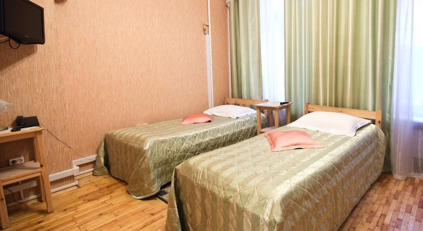 Lebedushka Hotel