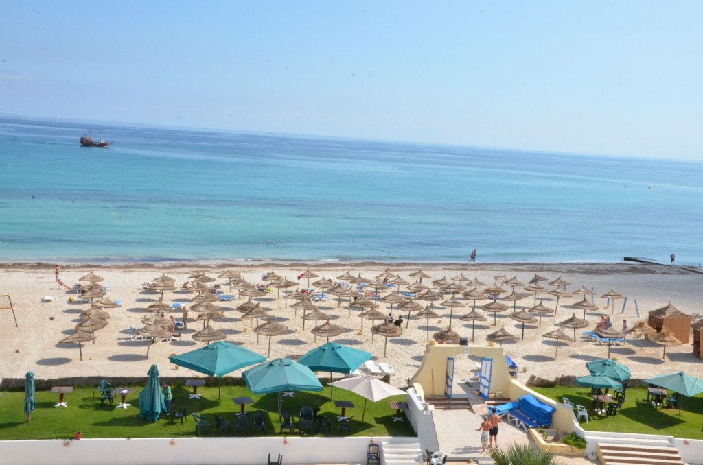 Тунис отель топкапи бич фото челкой вот