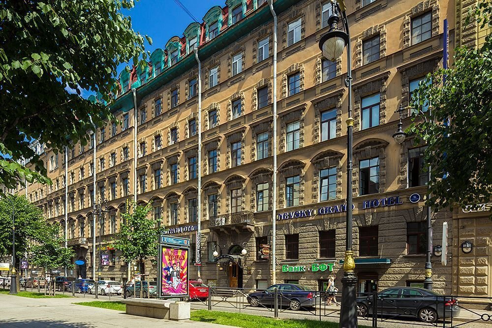 Nevsky Grand Apartments