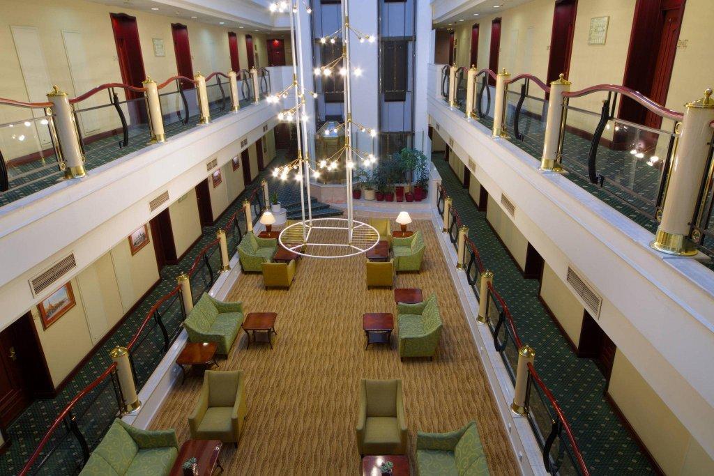 Фотографии отеля марриотт тверская