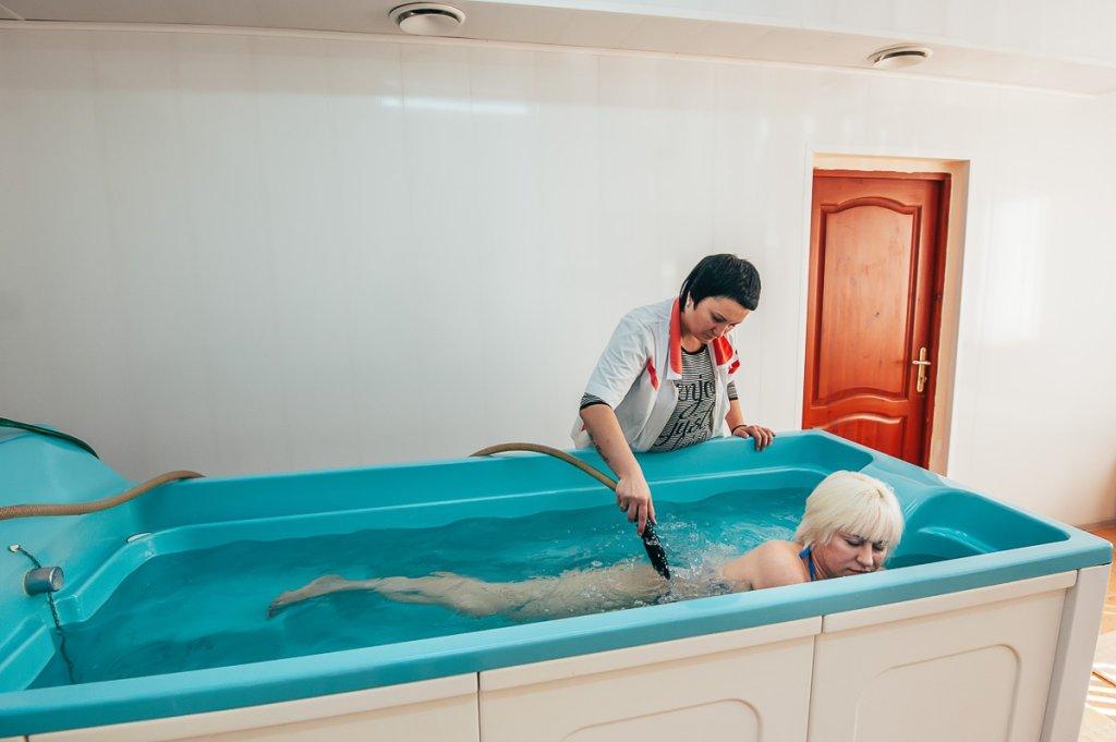 санатории с лечением заболеваний суставов