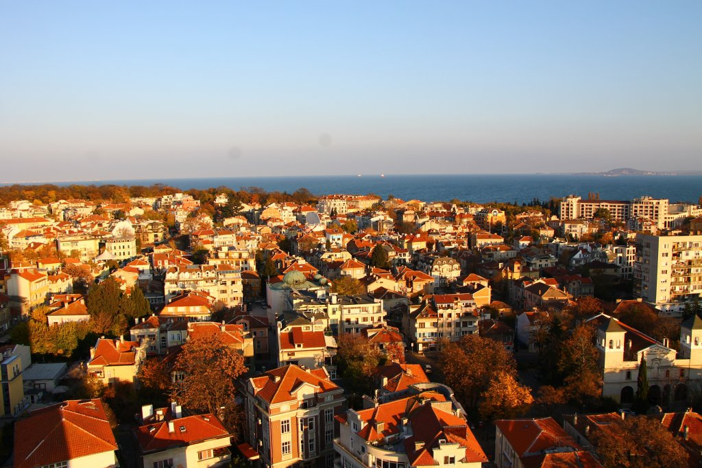 болгария бургас фото города выпускаемый