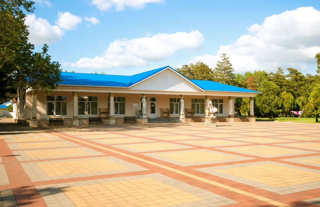Отель солнечный джемете
