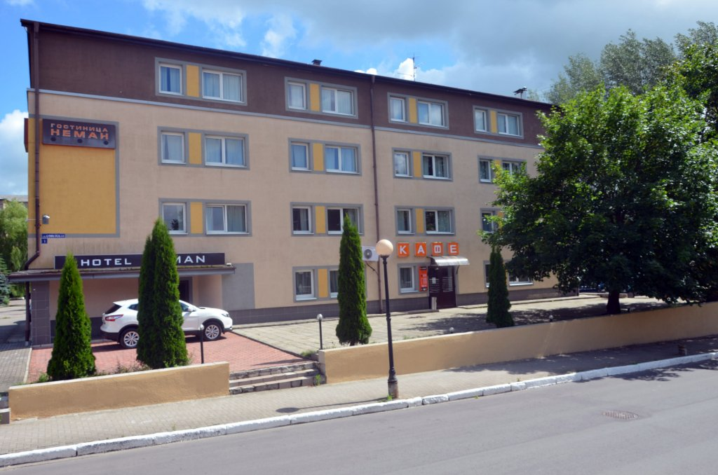 Отель Неман в Советске