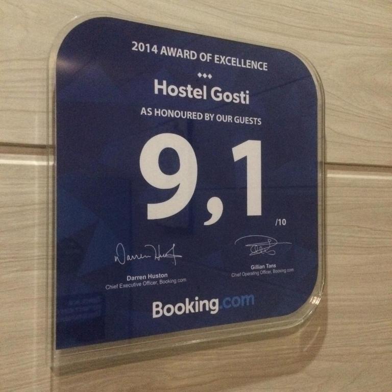 Gosti Hostel