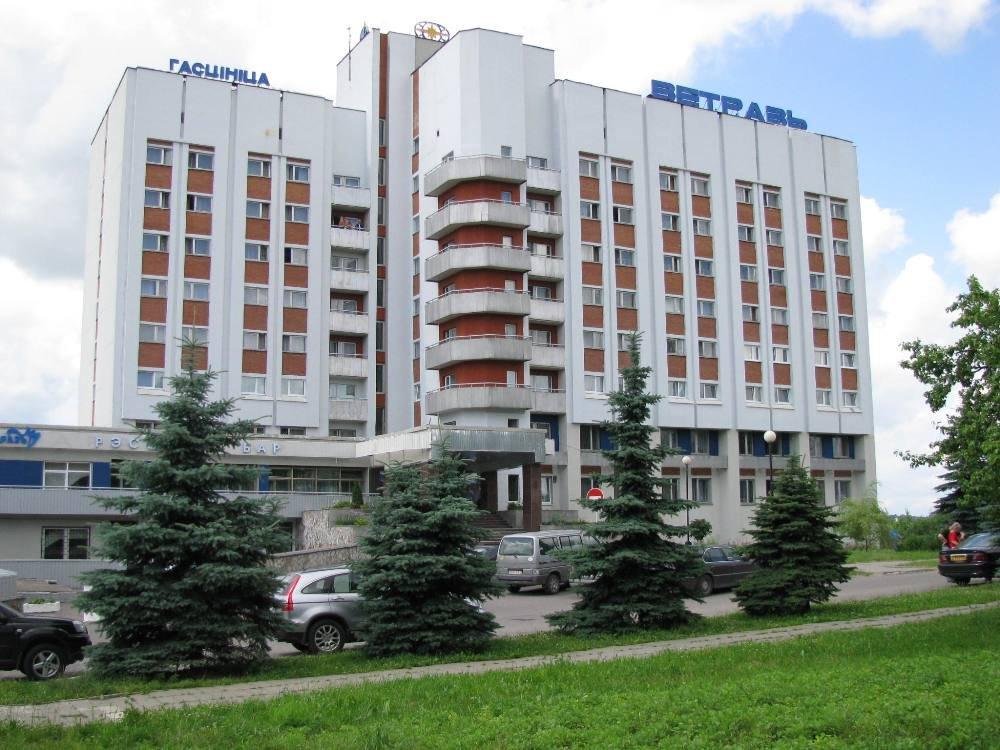 Отель Ветразь в Витебске