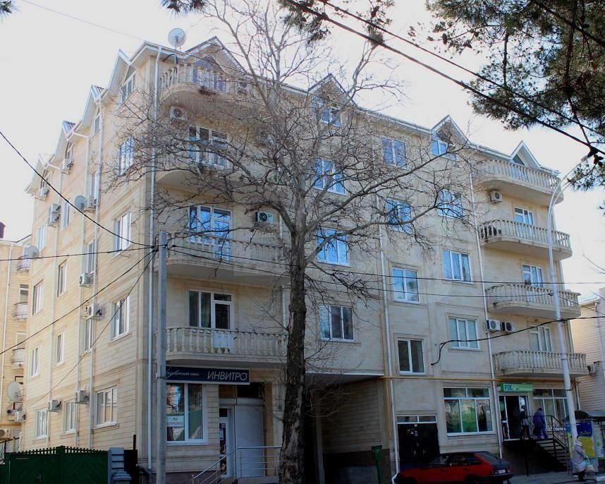 Na Krimskoy Apartments