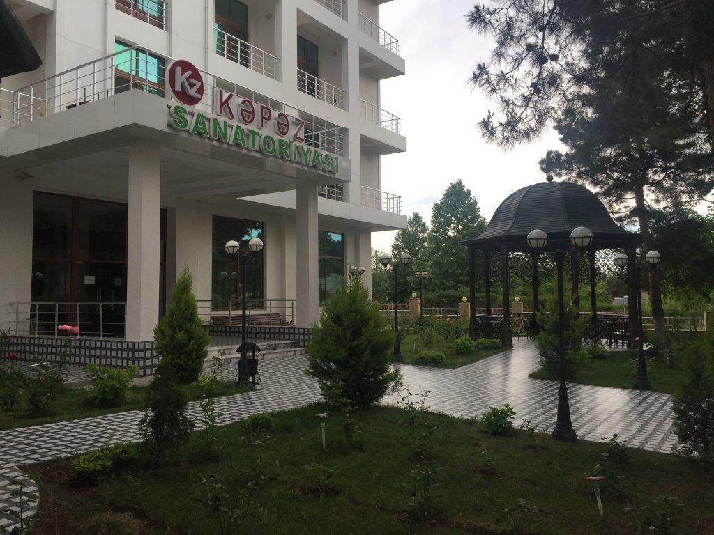 Отель Санаторий Kapaz Hotel & Resort Naftalan в Нафталане
