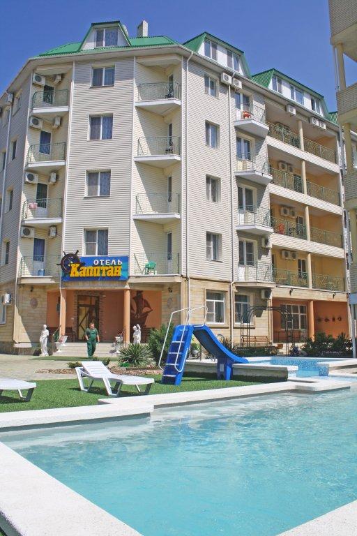 Kapitan Morej Hotel