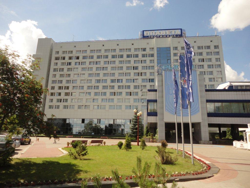 Гостиница Планета в Минске