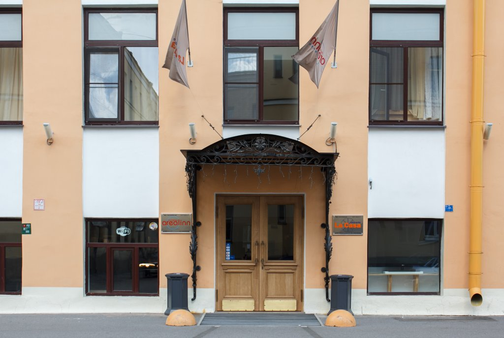 Arealinn Hotel