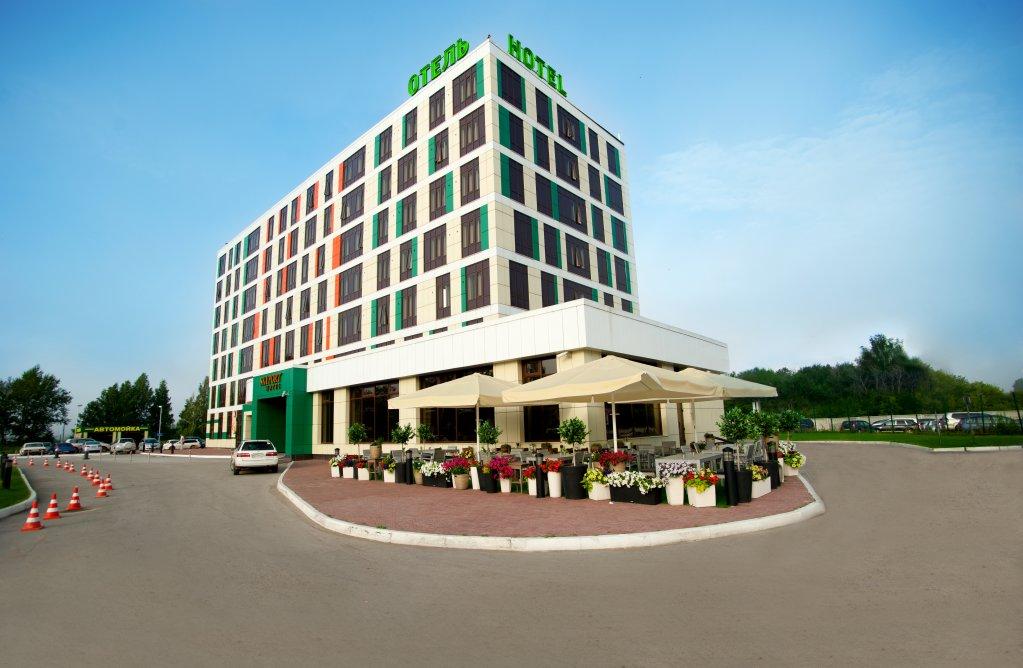Отель Skyport в Новосибирске