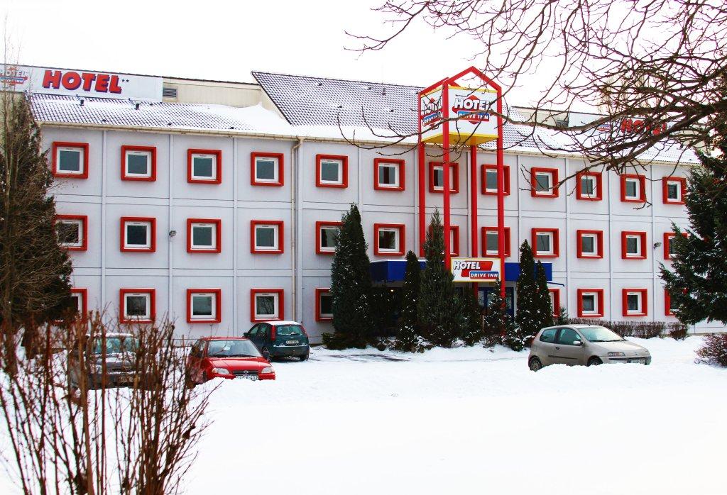 Отель Drive Inn Hotel в Торокбалинте