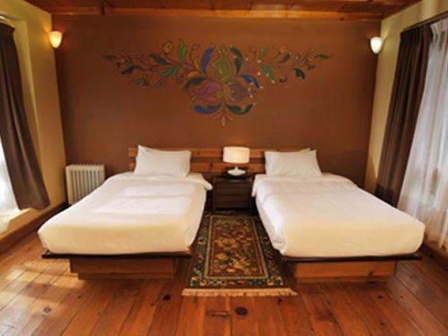 Отель Bhutan Metta Resort and Spa в Paro