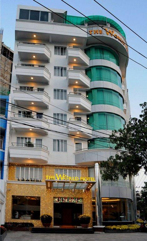 The world hotel вьетнам нячанг
