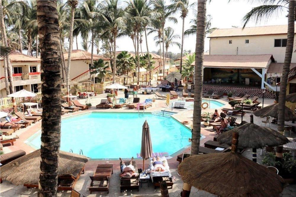 Отель Palm Beach Hotel в Серекунде
