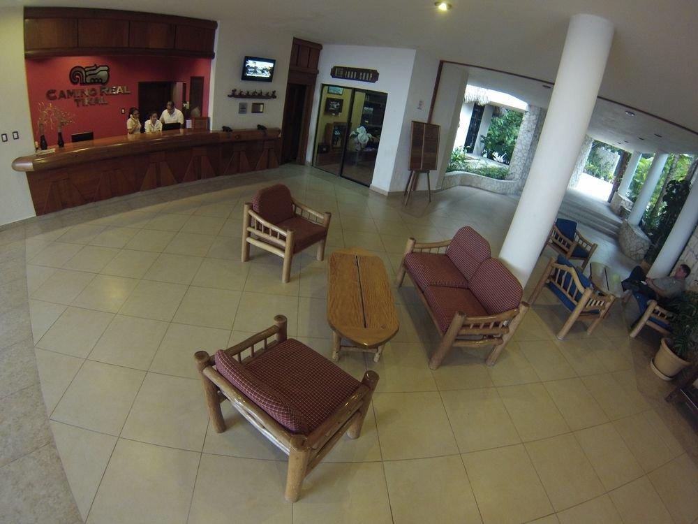 Отель Camino Real Tikal в Сан-Хосе-Петене