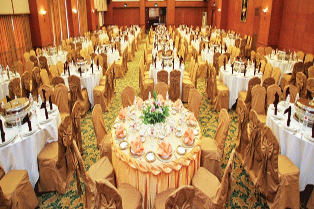 Отель Mulia Hotel в Бандар-Сери-Бегаване