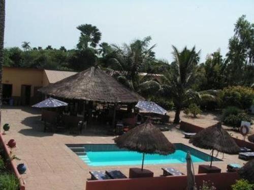 Отель The Gunjur Project Lodge в Саньян
