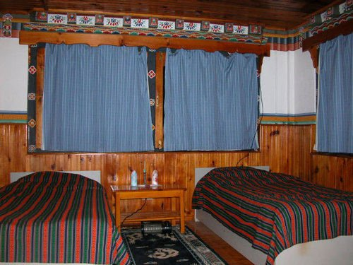 Отель Pelri Cottages в Paro