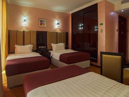 Отель Hôtel Errafie в Константиной