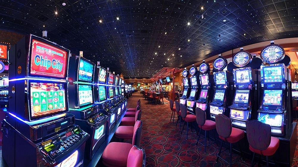Background slot machine
