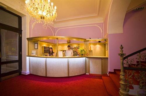 Отель Palacky в Карловых Варах