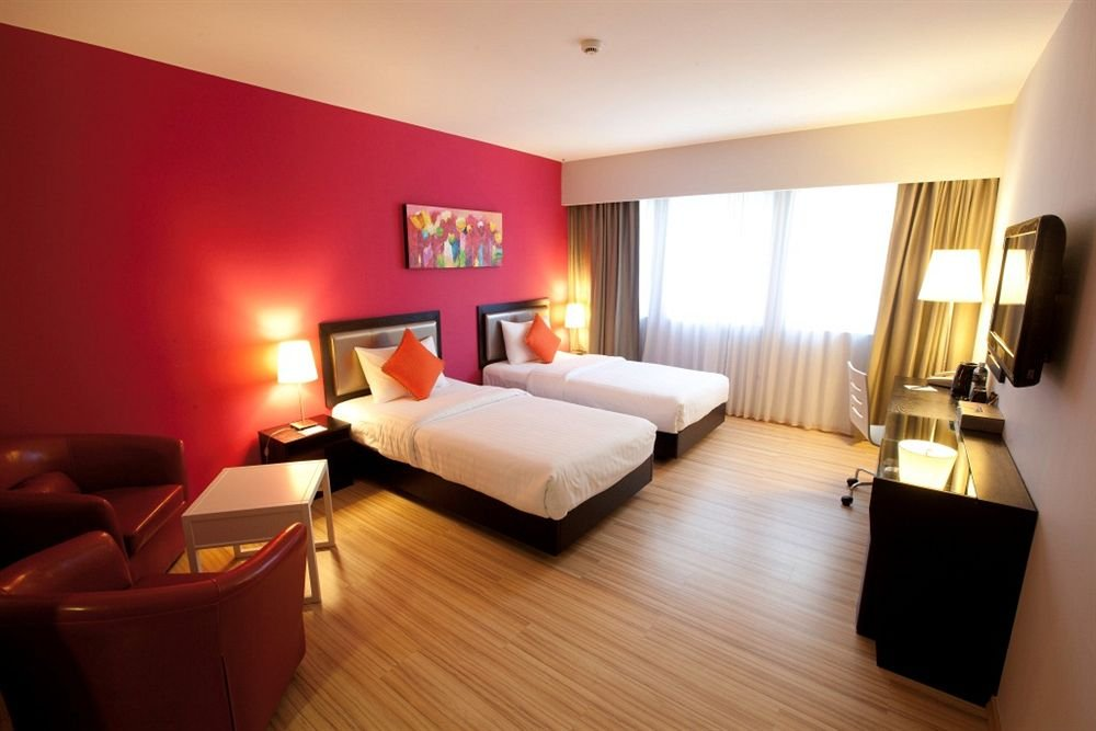 Отель The Brunei Hotel в Бандар-Сери-Бегаване