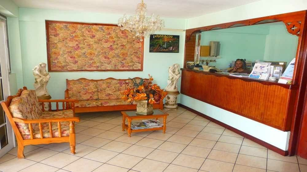 Отель Carriacou Grand View Hotel в Хиллсборо
