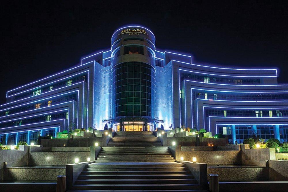 Отель Rixos Naftalan в Нафталане