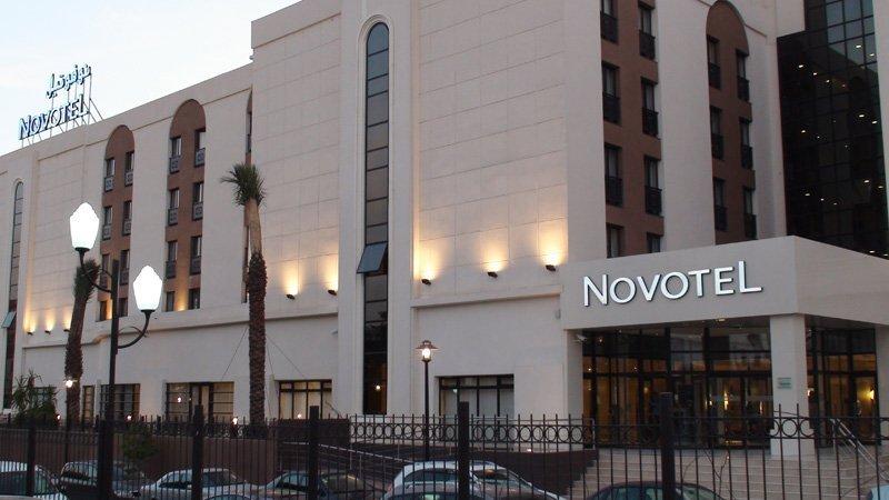 Отель Novotel Constantine в Константиной