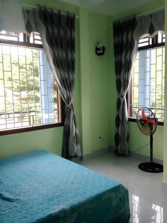 Отель Hong Van Homestay в Острова Чам