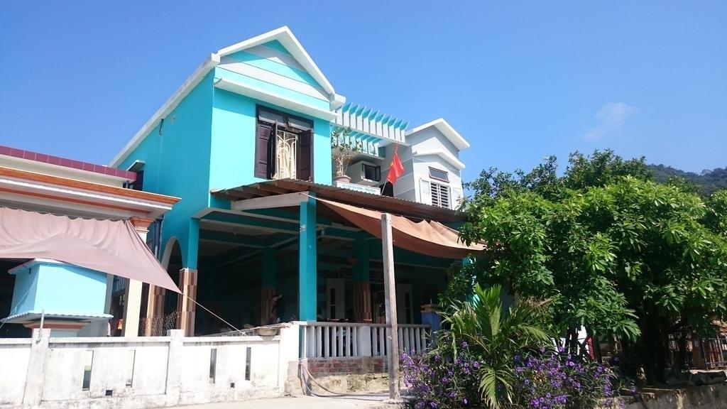 Отель Trang Vu Homestay Cu Lao Cham в Острова Чам