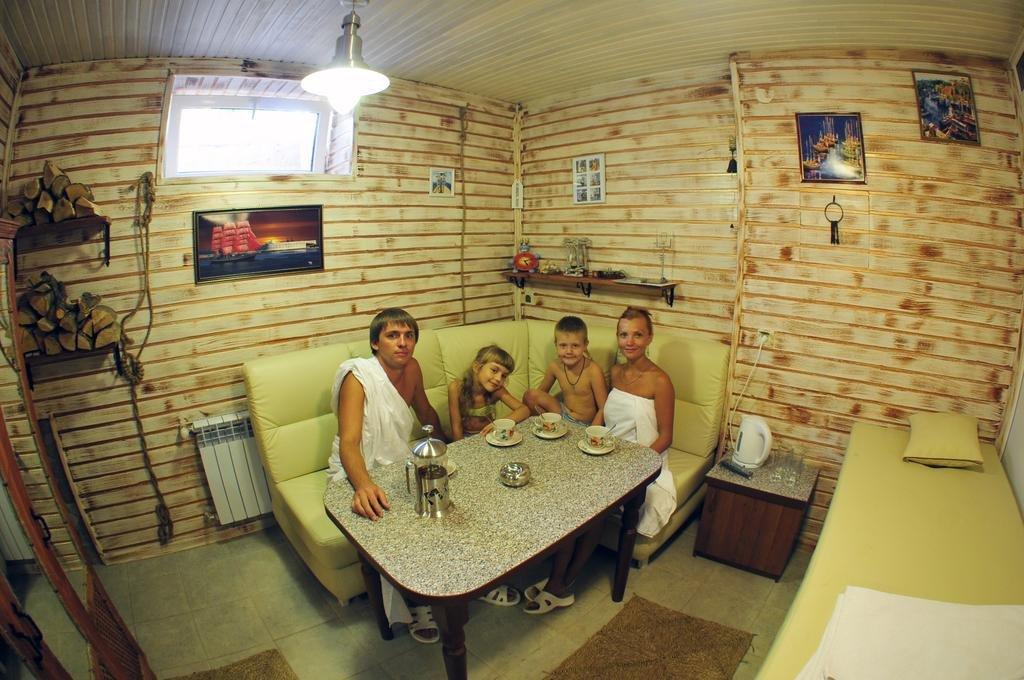 Фото рекламы русской бани 4 фотография