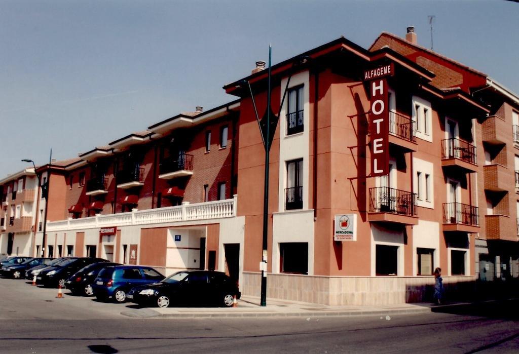 ENFOQUE ESTRATÉGICO, S.L  HOTEL ALFAGEME