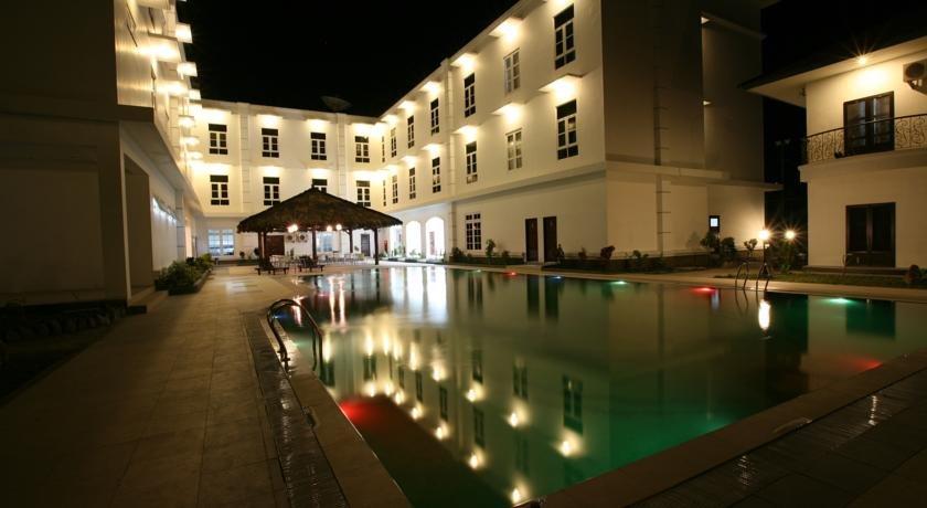 Отель The Ramelau в Дилях