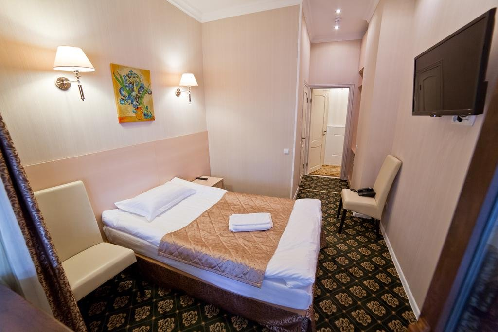 мини отель версаль