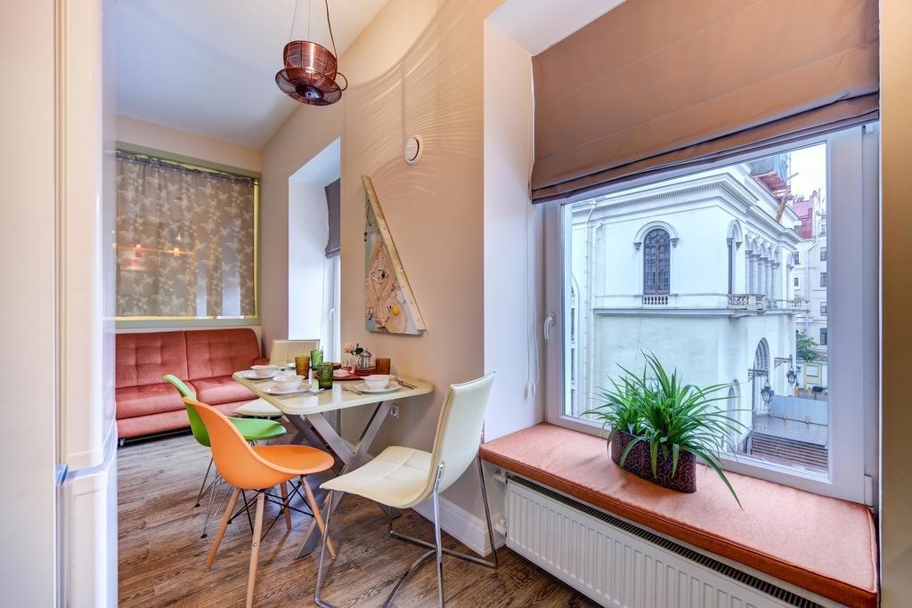 Zolotoy Treugolnik Apartments