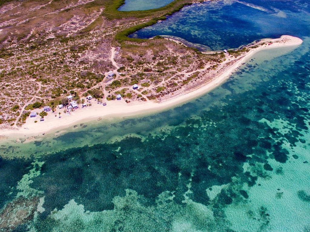 Отель North Beach Island - Barbuda в Кодрингтоне