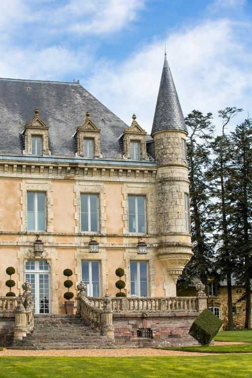 Chateau de la Goujonnerie