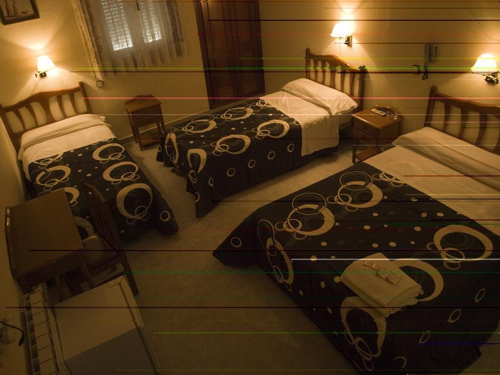 Отель madrid в торревьехе